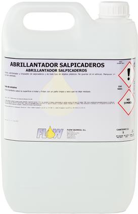 Abrillantador Salpicaderos