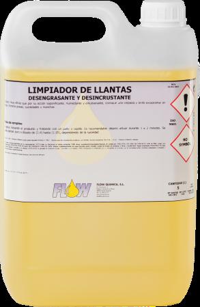 Limpiador de Llantas